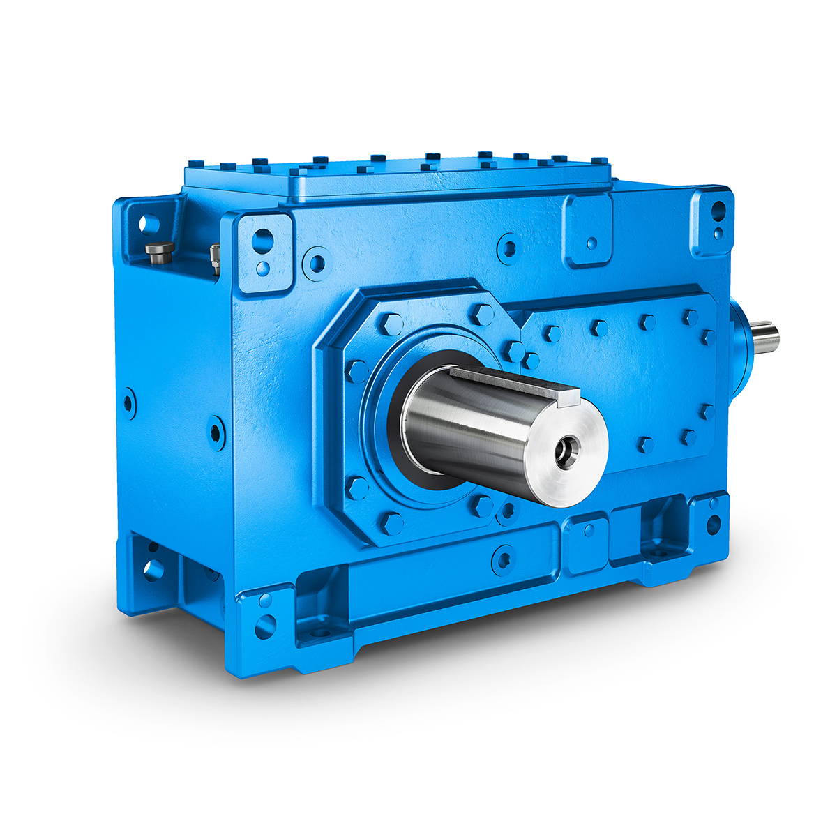 Helical and Bevel-Helical Gear Units | Gear Units | Products